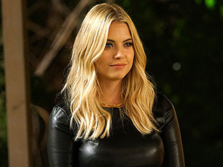 WATCH: Pretty Little Liars Star Ashley Benson Reveals Why Hanna's Obsessed with Colorful Necklaces, Light Jackets and More