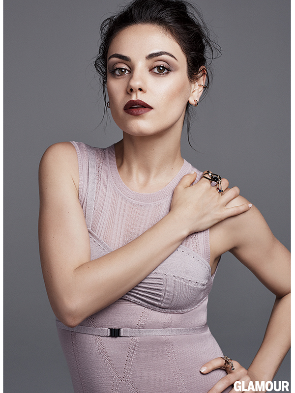 Glamour makeup articles