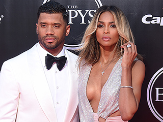 Ciara Flaunts Her New Huge Bling as She Make First Red Carpet Appearance with Her NFL Husband Russell Wilson