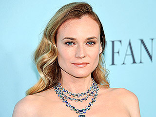 Hey, French People: Diane Kruger Demands More Concealer, Thank You Very Much