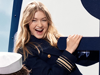 Gigi Hadid Is a Sexy Drill Sergeant for Tommy Hilfiger, Plus More Celeb Style News You Need Now