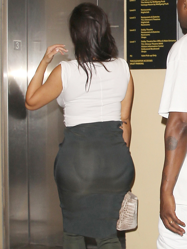 Kim Kardashian West on Butt Pad Chatter: 'Everyone Has Seen My Butt Naked and Knows I Don't Need Them!'