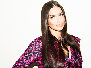Adriana Lima Thinks You Should Put Perfume in Your Belly Button (and More Supermodel Secrets)