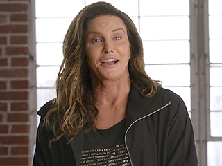 Caitlyn Jenner Keeps Her Olympic Medal with Her Nail Polish Because 'That's Where It Goes'
