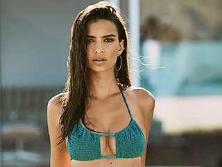 See Emily Ratajkowski Model Bikinis in Her First-Ever Swimwear Campaign! Lands First Swim Campaign: 'I Love Lurking on Instagram Looking for the Best Bikinis'