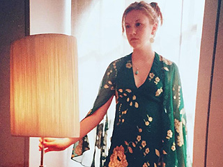 'Sisterhood of the Traveling Dress!' Lena Dunham Shares Throwback Junior Prom Photo in Grandmother's Dior Design