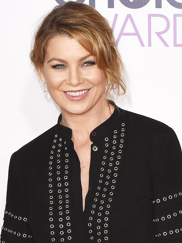 Ellen Pompeo Exclusive Daughters