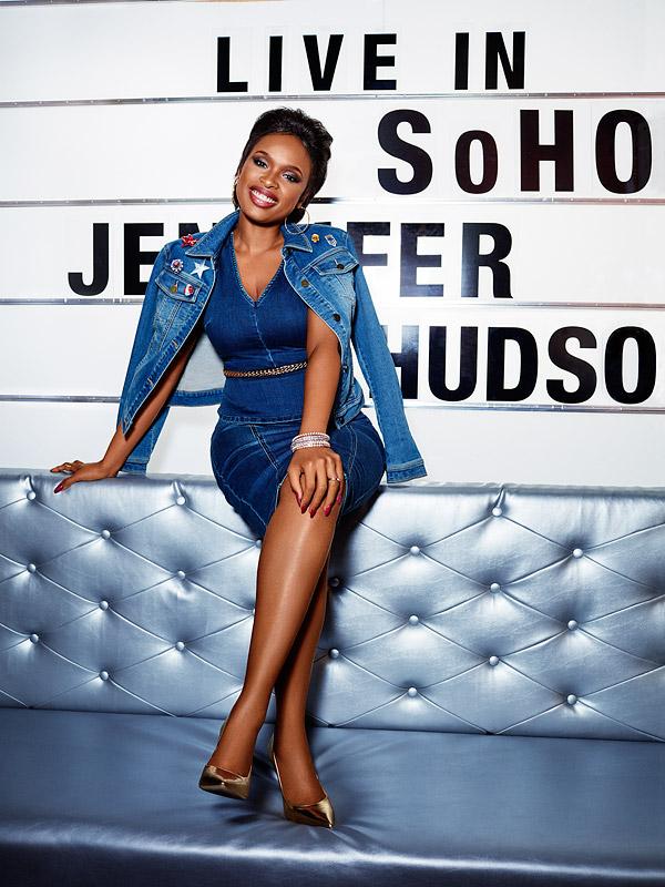 Jennifer Hudson ny and co