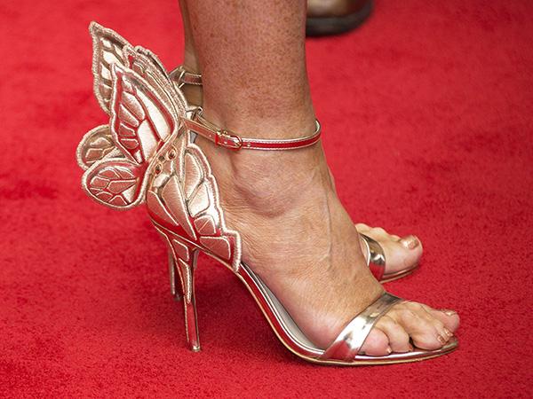 J.K. Rowling shoes