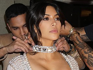 See the Dress Kim Kardashian Almost Wore to the Met Gala