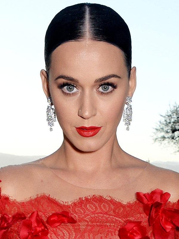 Katy Perry beauty secrets