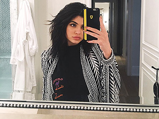 Is Kylie Jenner Growing Her Cosmetic Empire with Eye Shadow Kits? See Her Cryptic Instagram
