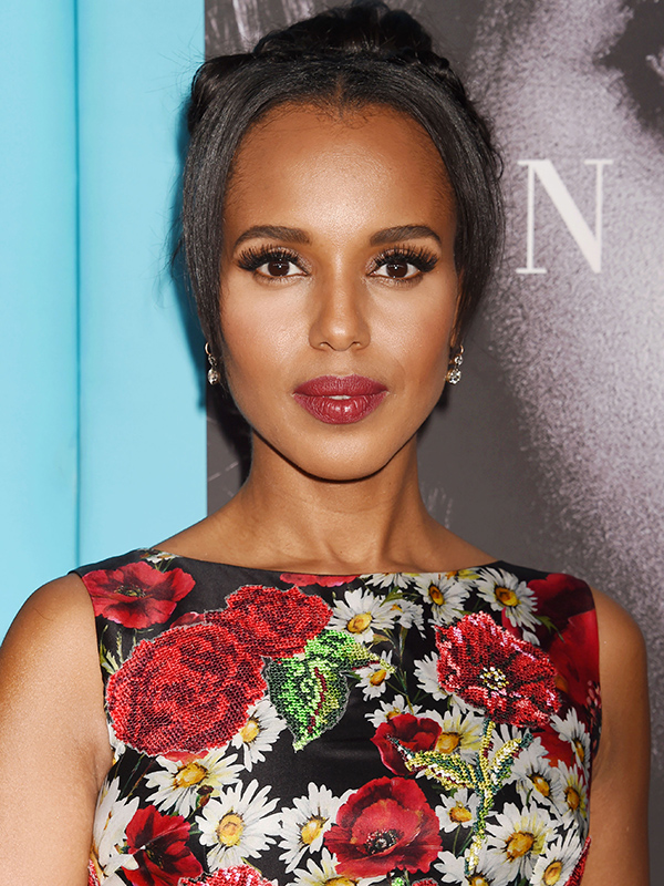 Kerry Washington OPI Launch