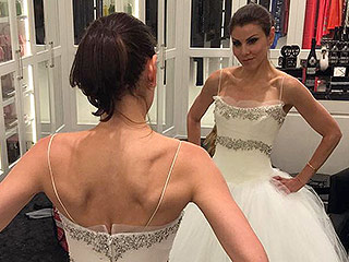 Real Housewives of Orange County's Heather Dubrow Slips Right Back into Her Wedding Dress (After 17 Years!)