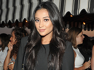 Shay Mitchell Reveals Her Lob Truth