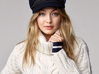 WATCH: Gigi Hadid Gives a Sneak Peek at Her Debut Tommy Hilfiger Collection