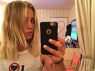 Penny Is Back! See Kaley Cuoco's New Short Cut