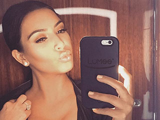 Believe It or Not, Kim Kardashian Is Not Out of Selfie Advice to Share