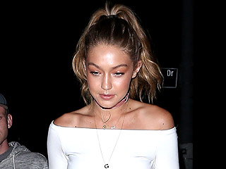Gigi and Bella Hadid Continue to Bare Skin in New and Unusual Ways