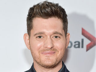 FROM EW: Michael Bublé's Next Album Includes a Song by Meghan Trainor – and Harry Styles!