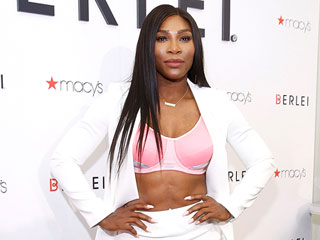Serena Williams Keeps Every Bra She Wins a Major In (Wouldn't You?)