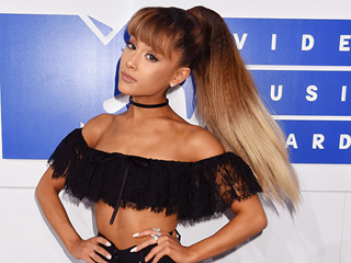 Sorry, Haters: Ariana Grande Will Defend Her Ponytail to the Death