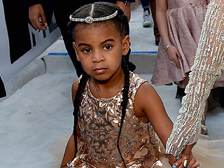 Blue Ivy Shuts Down the VMAs Red Carpet in Her $11,000 Dress, $565 Sneakers and Diamond Tiara