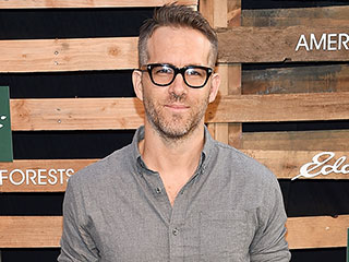 Ryan Reynolds Would Be Fine with Two T-Shirts (Great, More Closet Space for Blake Lively!)