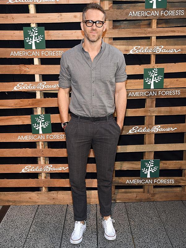 Ryan Reynolds Eddie Bauer American Forests