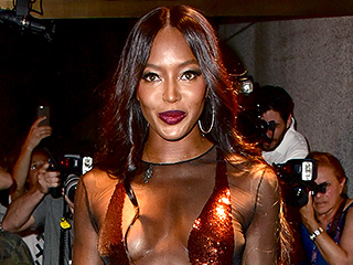 Naomi Campbell Rejects the Term Supermodel: 'It Was Coined by Whatever Losers'