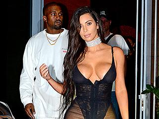 Kim Kardashian on Her Nipple-Baring Wardrobe: 'I Don't GAF'
