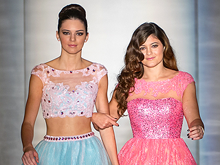 10 Stars Who Made Their Fashion Debut at the Sherri Hill Show