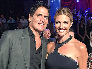 All the Details on Erin Andrews' 'Rose Titanic Dress Moment' on Dancing with the Stars