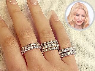 She's So Fancy! Iggy Azalea Shows Off Her 7 New Diamond Rings from Beau French Montana