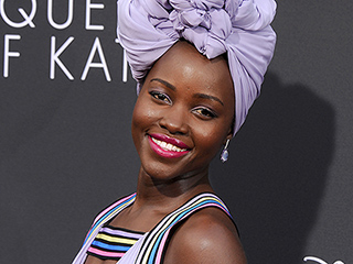 Obsessed with Lupita Nyong'o's Queen of Katwe Look? Here's the Scoop, Straight from Her Makeup Artist
