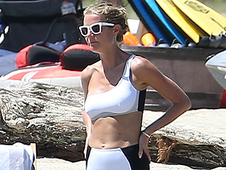 Gwyneth Paltrow Celebrates Her 44th Birthday in a Sexy Bikini, Proves She Gets Better with Age