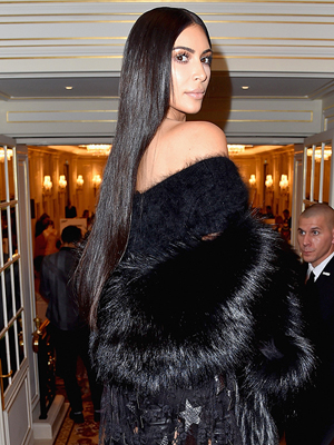 Kim Kardashian's Paris Fashion Week Parade: See All Her Sexy, Skin-Baring Looks