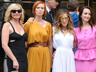 Sarah Jessica Parker Hints at Sex and the City Reunion (and We Couldn't Be Happier)