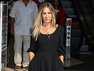 Sarah Jessica Parker Is Expanding Her SJP Collection to Include LBDs, Not Just Heels!