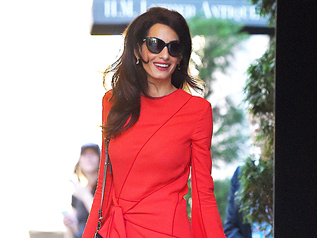PHOTOS: Amal Clooney's Stunning Style Evolution