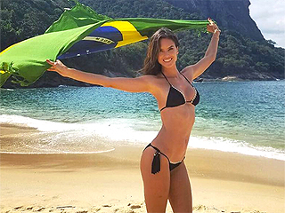 The Models of Rio: These Brazilian Stunners Are Bringing the Olympic Spirit