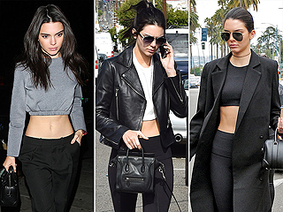 The Kendall Jenner Guide to Being Totally '90s in 2016