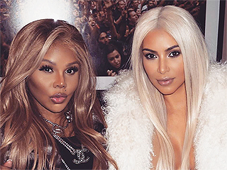 Battle of the Kims! 7 Times Lil' Kim and Kim Kardashian Were Style Twins
