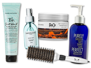 Attention, Lazy Girls! We Found 7 Products to Make Every Day a Good Hair Day