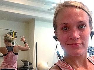 They Woke Up Like This: Celebs' Best Makeup-Free Selfies