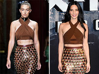 Runway to Red Carpet: Vote on Your Favorite High-Fashion Look