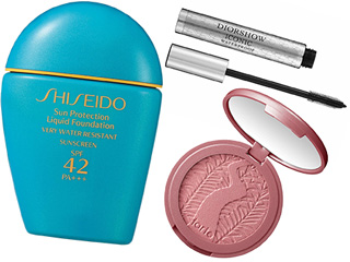 The Most Long-Wearing, Sweat-Proof Makeup for All Those Steamy Summer Days