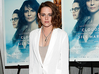 Kristen Stewart Is Having a Classy Winter White Moment