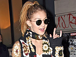 I Really Love My: Gigi Hadid's Fuzzy Clutch & More!