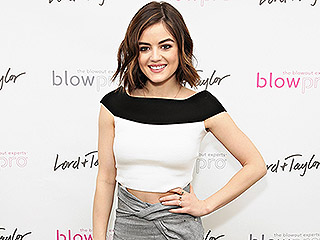 WATCH: Lucy Hale Loves Collecting Crystals, and She'll Tell You Why